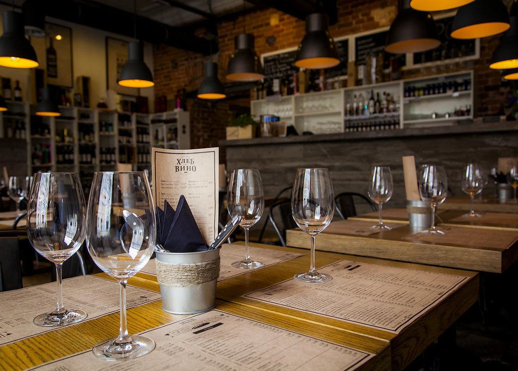 Ресторан Хлеб и вино - фотография 9
