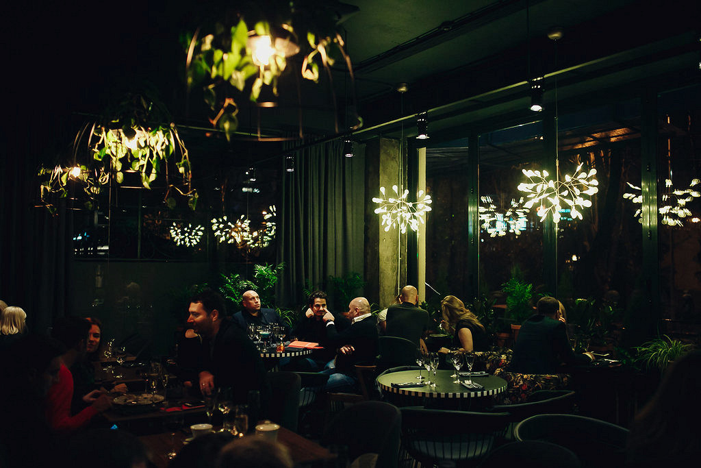 Ресторан Groza - фотография 2