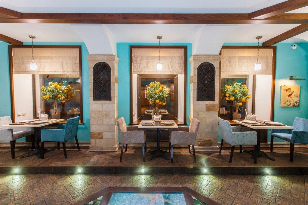 Ресторан Три апельсина - фотография 1
