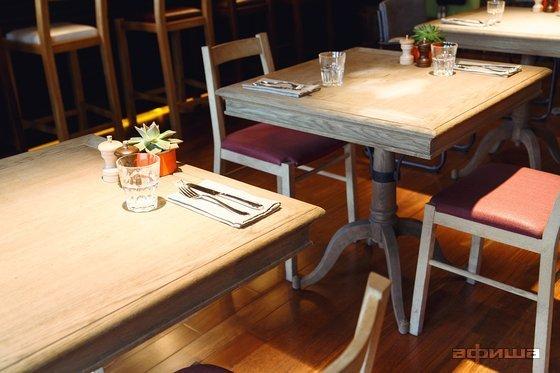 Ресторан Чугунный мост - фотография 12