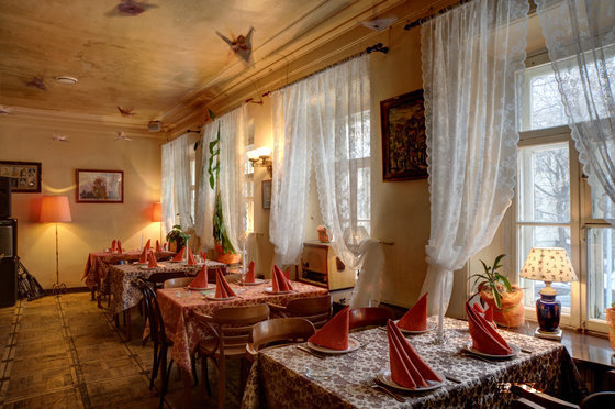 Ресторан Дача на Покровке - фотография 2