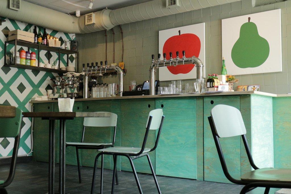 Ресторан Сидр и Нэнси - фотография 4