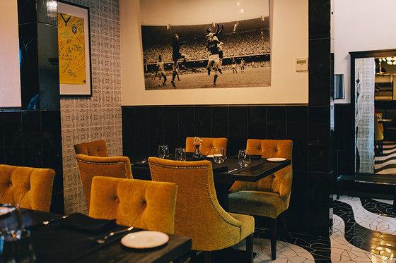 Ресторан Bossa nova - фотография 17