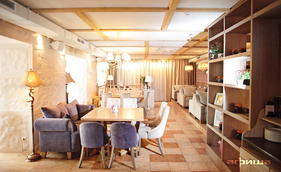 Ресторан Marusya - фотография 14