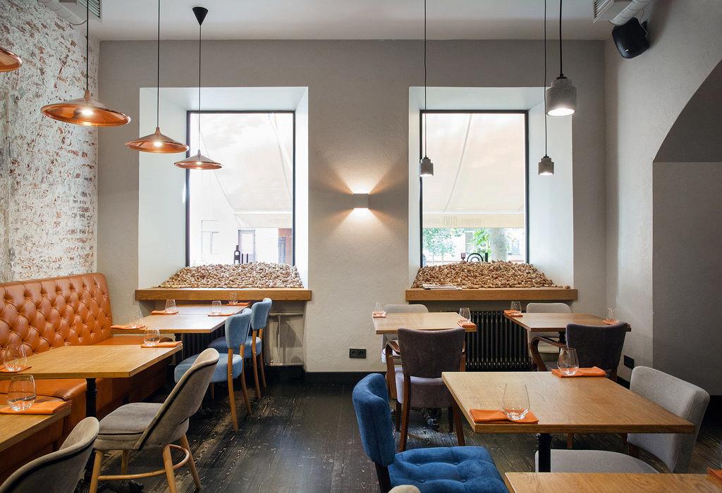 Ресторан Duo - фотография 13