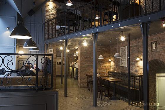 Ресторан Бельгийская брассери 0,33 - фотография 26