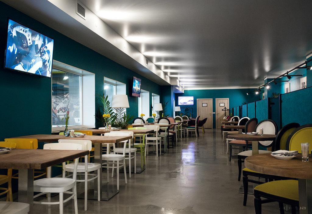 Ресторан Caffe Italia karting - фотография 9