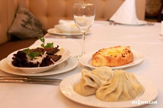 Ресторан Пиросмани - фотография 18