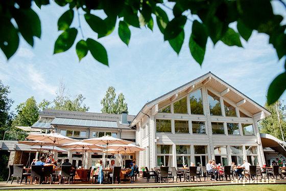 Ресторан Рыба на даче - фотография 7
