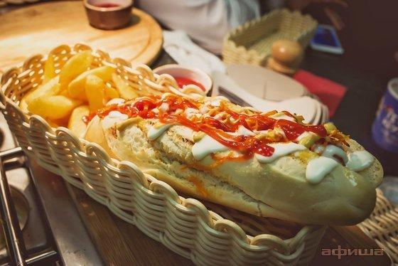 Ресторан Grelka Bar - фотография 5