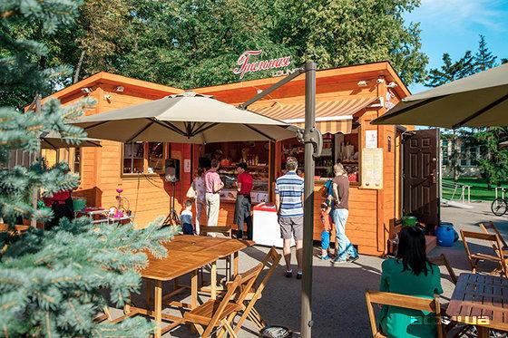 Ресторан Грильная Lounge - фотография 7