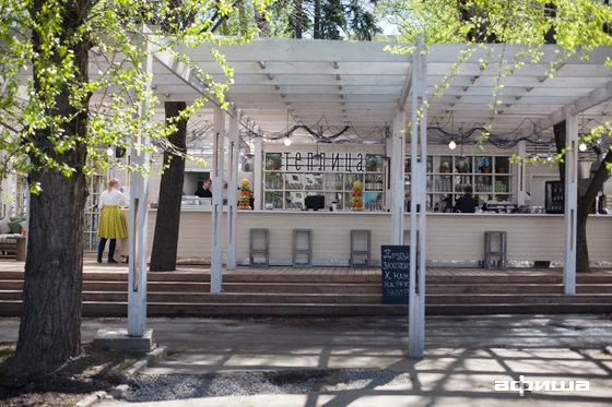 Ресторан Теплица в Нескучном саду - фотография 24