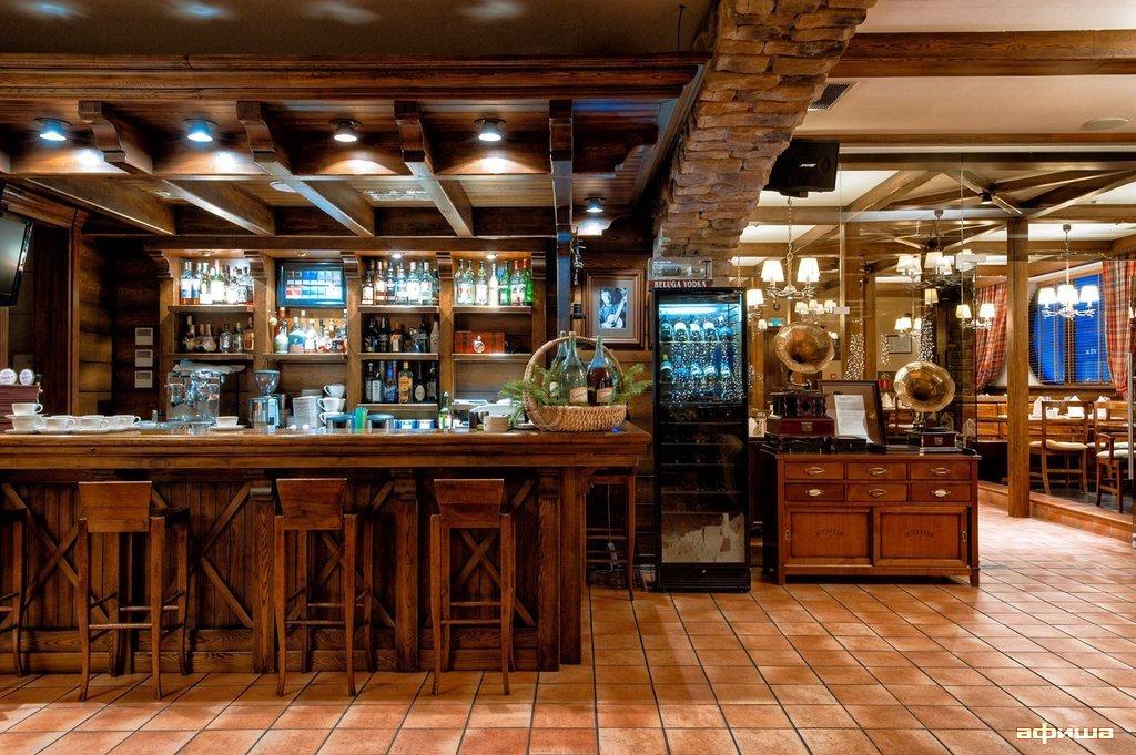 Ресторан Хозяин тайги - фотография 14