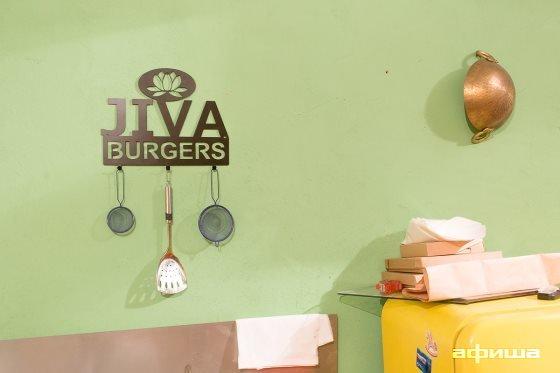Ресторан Jiva Burgers - фотография 12