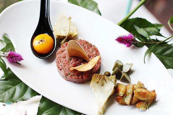 Ресторан Château de fleurs - фотография 40
