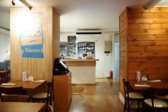 Ресторан OMG! Coffee - фотография 13