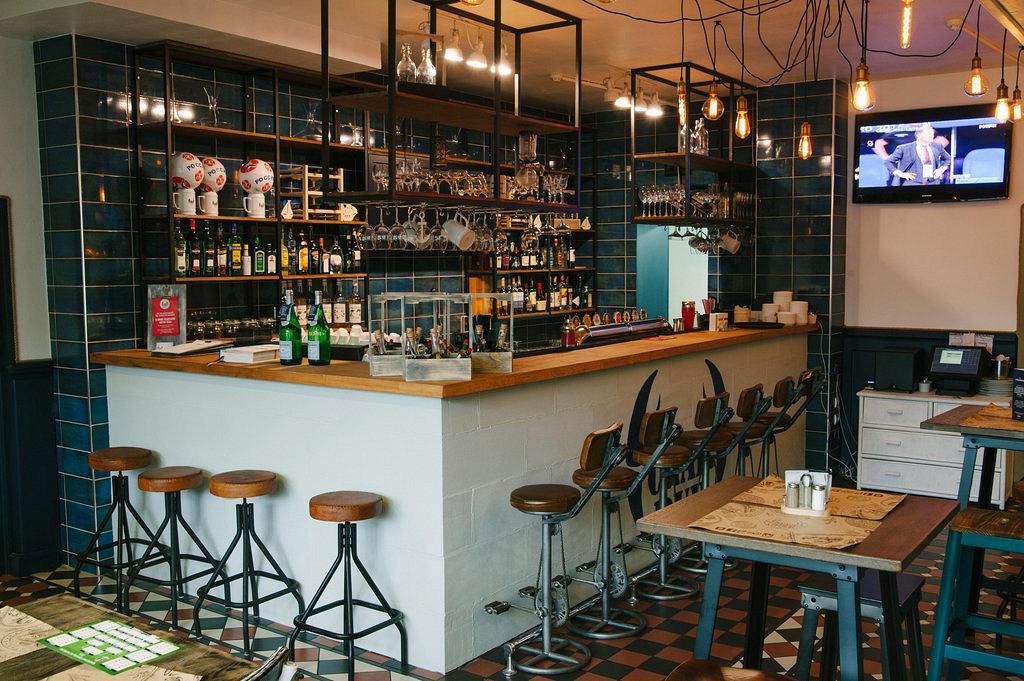 Ресторан Crab Pub - фотография 12