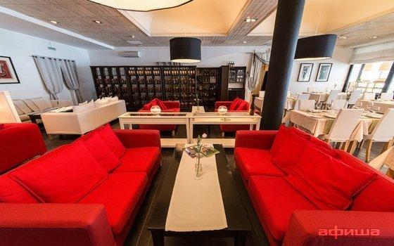 Ресторан T.B.K. Lounge - фотография 12