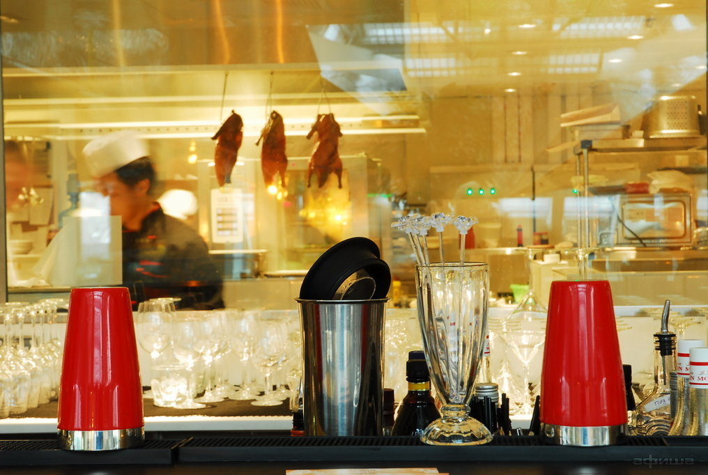 Ресторан Антресоль - фотография 15