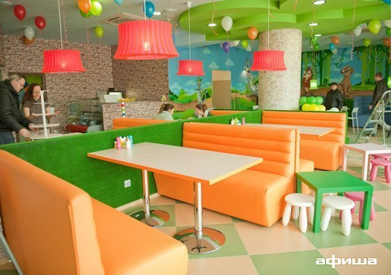 Ресторан Киндерленд - фотография 4