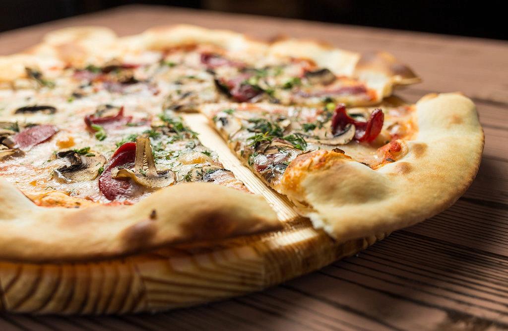 Ресторан Bella pasta - фотография 17