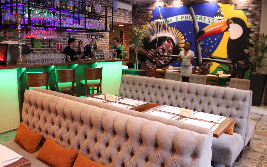 Ресторан Cafezinho do Brasil - фотография 12