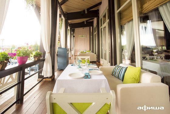 Ресторан The River Café - фотография 31