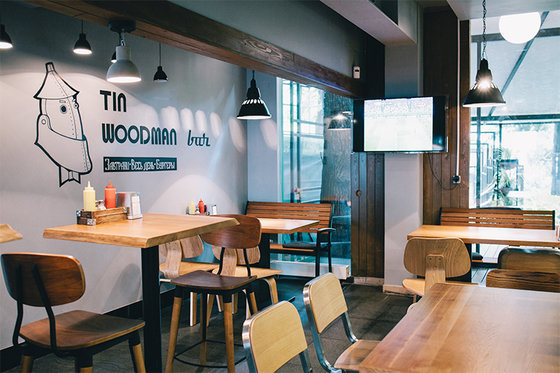 Ресторан Tin Woodman Bar - фотография 11