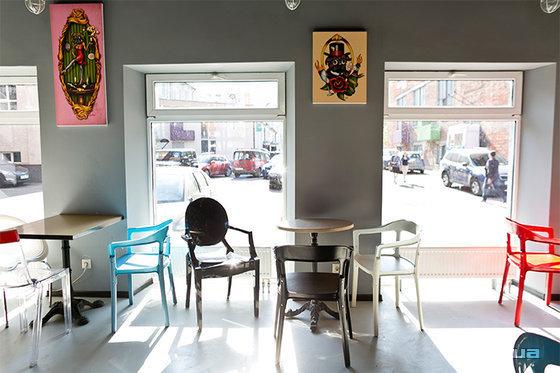 Ресторан Sparkling Dog - фотография 14