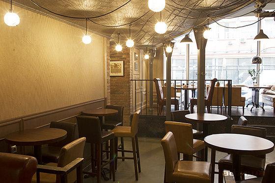 Ресторан Бельгийская брассери 0,33 - фотография 30
