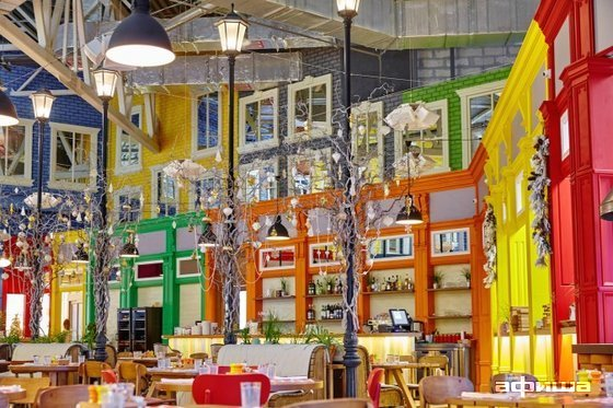 Ресторан Двор Помидор - фотография 5