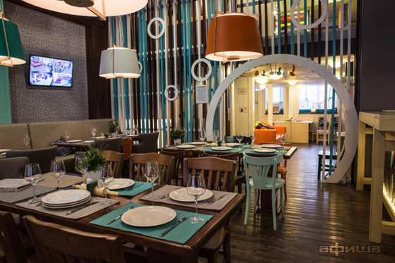 Ресторан Belochka - фотография 9