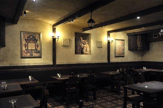 Ресторан Grace O'Malley - фотография 3