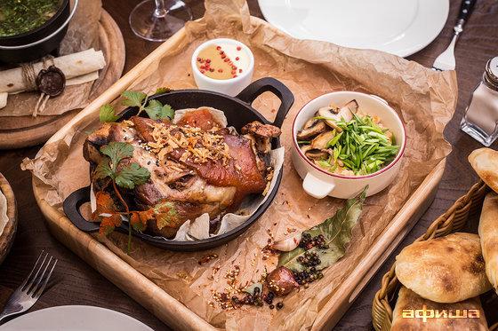Ресторан Туршавель - фотография 7