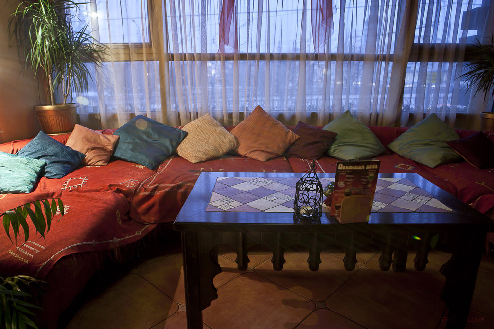 Ресторан Марокана - фотография 1