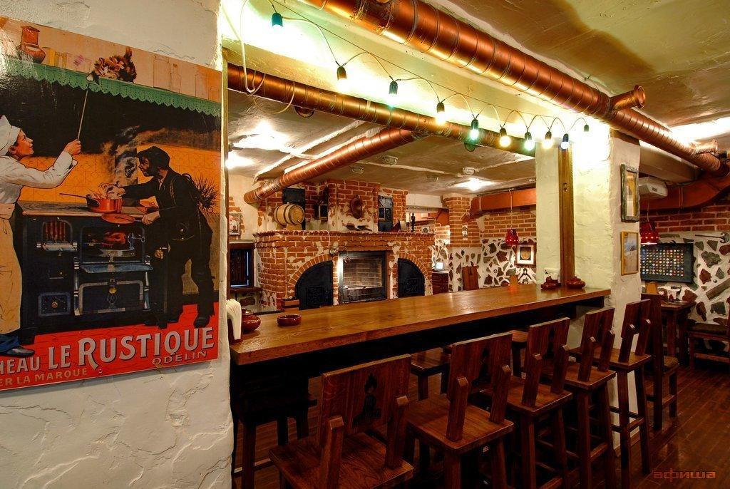 Ресторан Кочегарка - фотография 3
