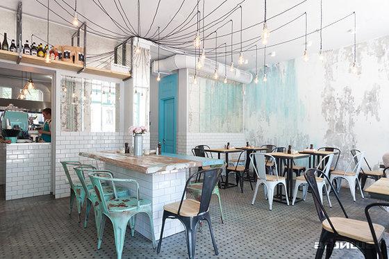 Ресторан Scramble Café - фотография 2