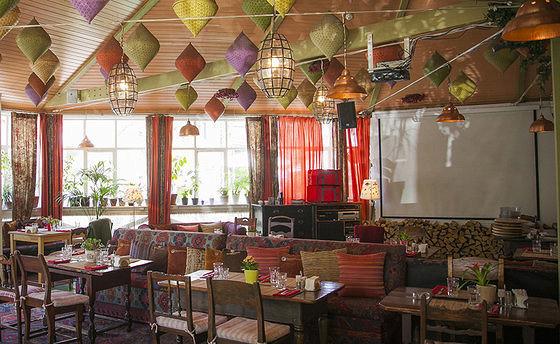 Ресторан Веранда у дачи - фотография 4