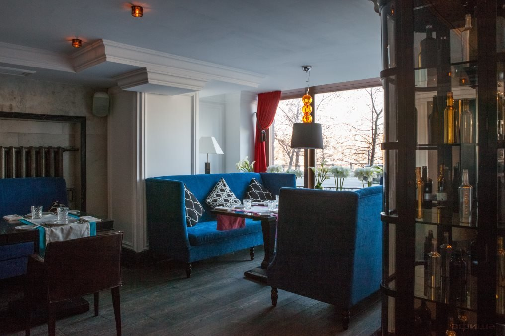 Ресторан Мюсли - фотография 3