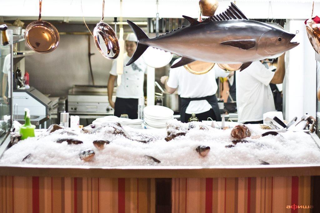 Ресторан Ботик Петра - фотография 3