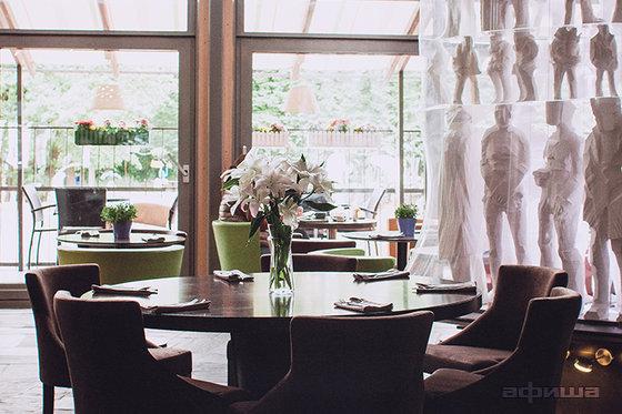 Ресторан Ribambelle Green - фотография 27