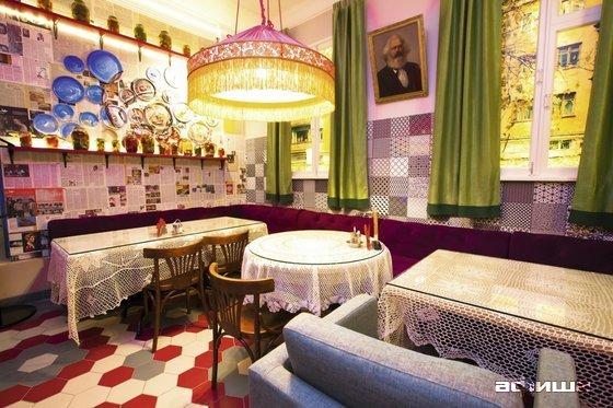 Ресторан Антресоль - фотография 10