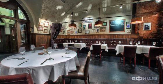 Ресторан Stroganoff - фотография 12