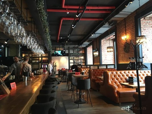 Ресторан Hitch - фотография 1