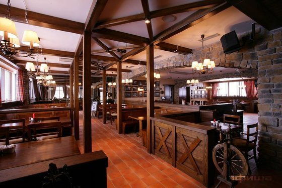 Ресторан Хозяин тайги - фотография 13
