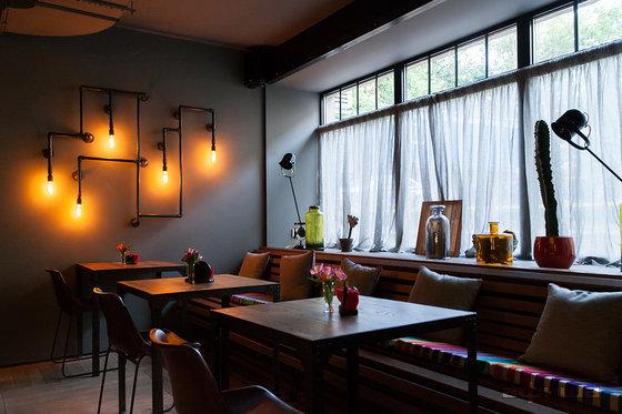 Ресторан Shaggy Dog - фотография 11