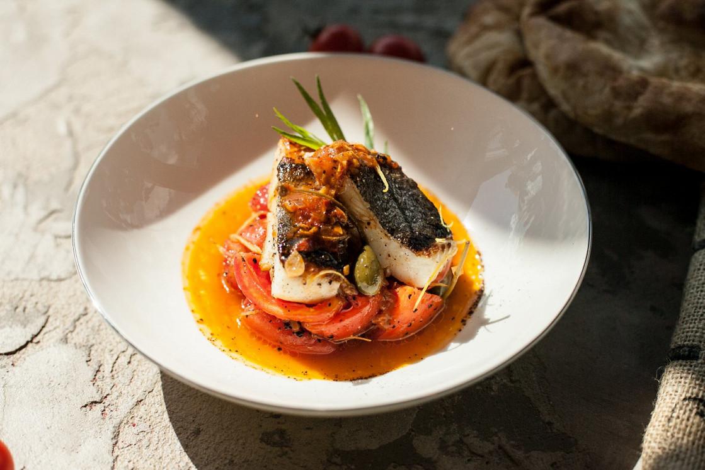 Ресторан Zafferano - фотография 19