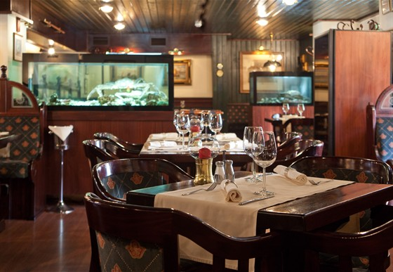 Ресторан Cutty Sark - фотография 2