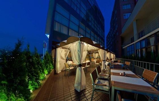 Ресторан Belagio - фотография 7