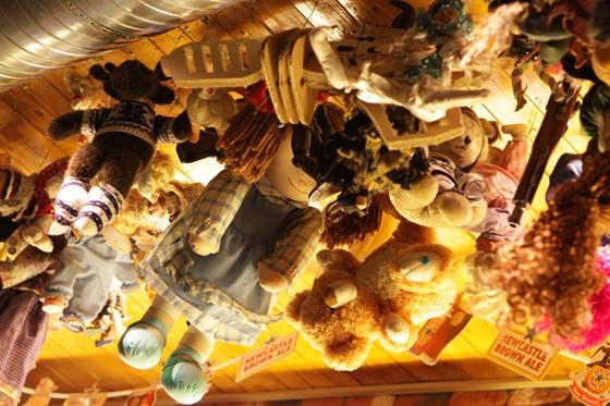Ресторан Куклы пистолеты - фотография 6